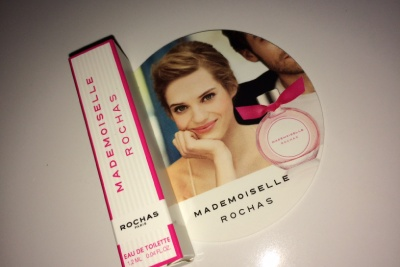 packaging mademoiselle rochas